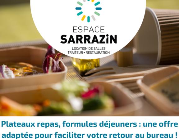 offre spéciale Espace Sarrazin