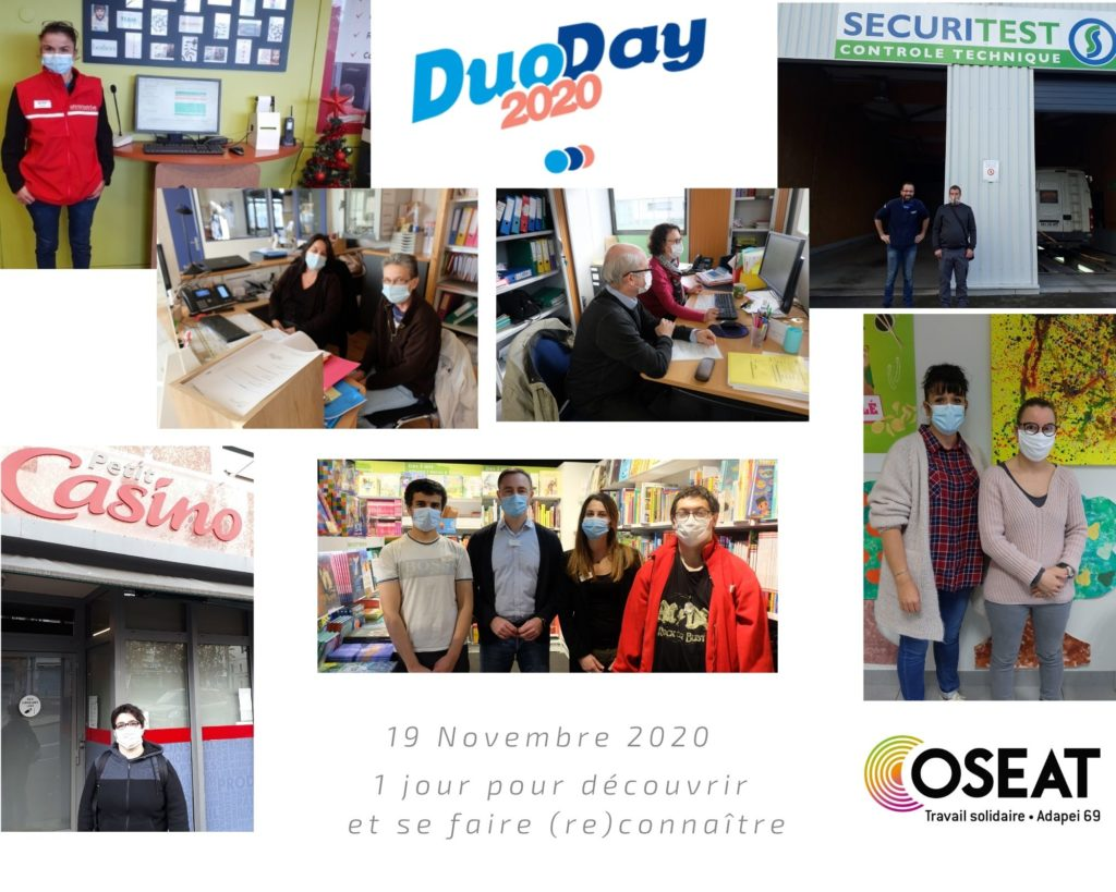 Duoday en images