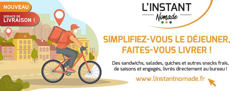 Livraison Instant Nomade Lyon 7